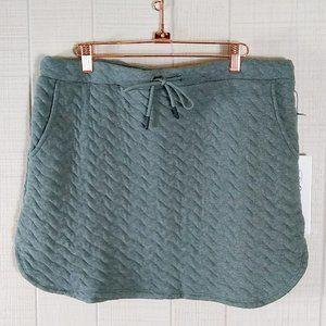 Carve Designs Cypress Organic Cotton Mini Skirt